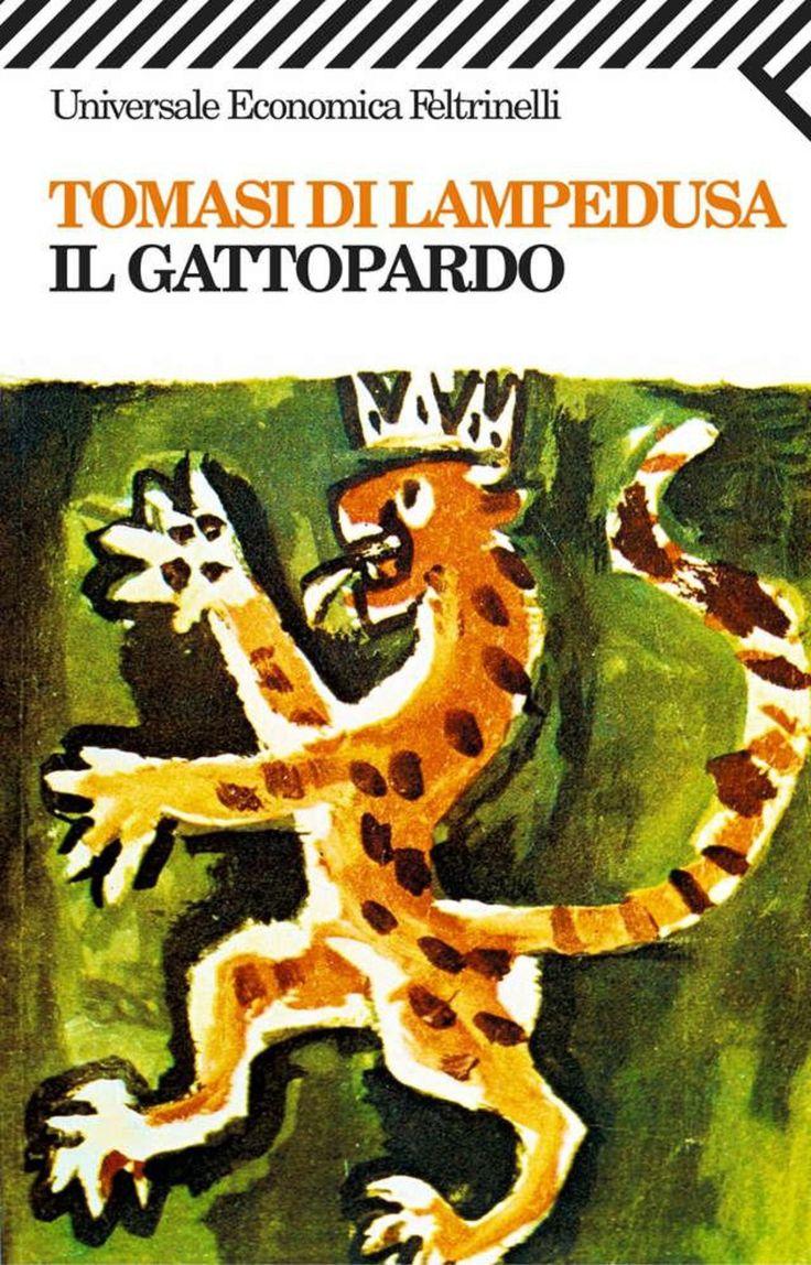 L'angolo di Rosmari Books: Il gattopardo di Giuseppe Tomasi di Lampedusa