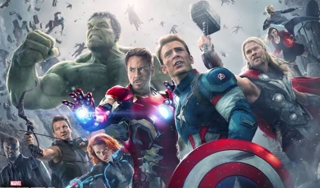 Soundtrack review: Avengers – Age of Ultron (Brian Tyler & Danny Elfman – 2015)