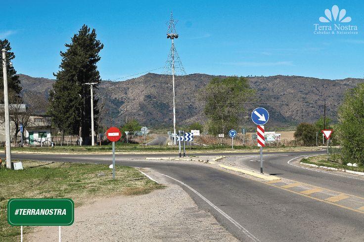 Pensaste que habías visto todo? Desde esta rotonda, viniendo desde Villa General Belgrano, comienza el camino hacia lo mejor de la zona, un paisaje símil europeo, un lugar soñado...¿Te pusiste el cinturón de seguridad? Cumbrecita, allá vamos!!! Cabañas Terra Nostra La Cumbrecita en Córdoba #TerraNostra #Travel #Trip #Argentina #Cordoba #LaCumbrecita #Pin #Cabañas #Facebook -->> bit.ly/TerraNostra