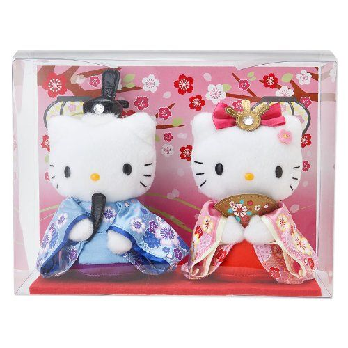 30 best images about hinamatsuri girls day march 3 on pinterest festivals origami and plush - Hello kitty chess set ...