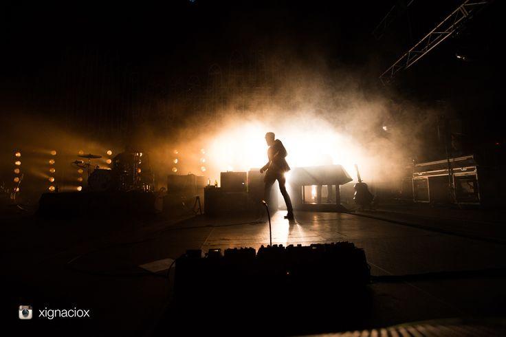 Arctic Monkeys, Movistar Arena - Santiago, Chile 2014