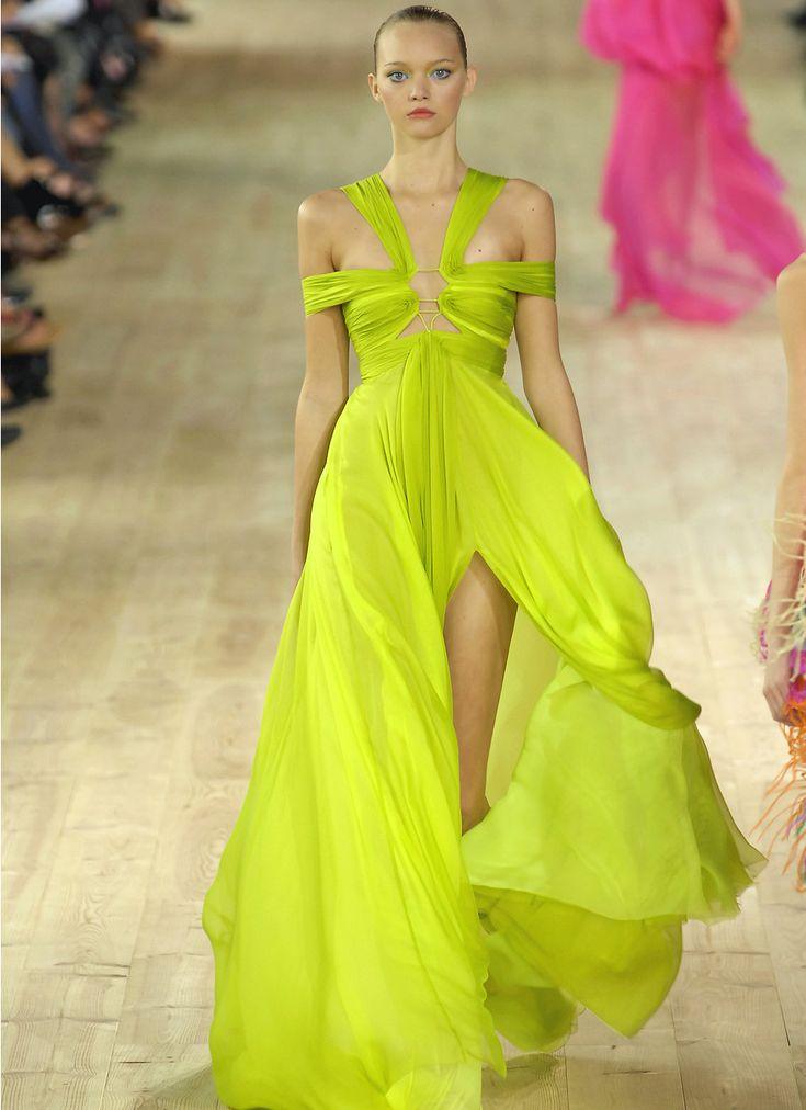 Lime green and yellow bridesmaid dresses japan