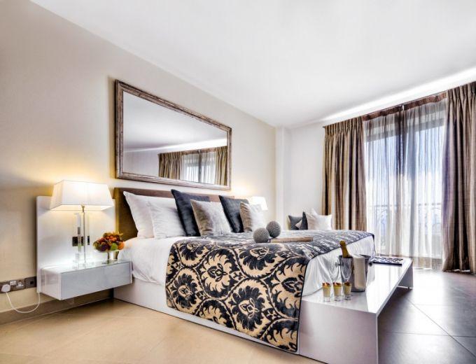 6 různých stylů maltského hotelu - view suite