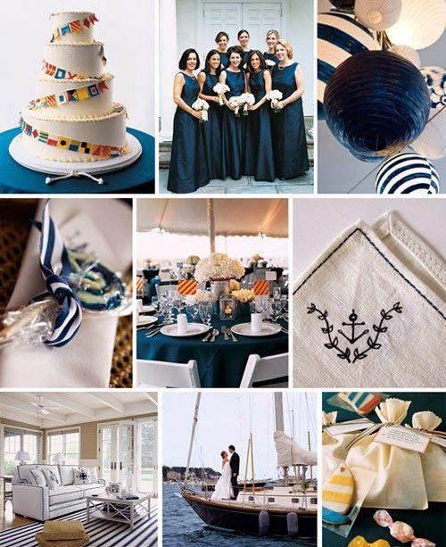 59 best Nautical Theme Wedding images on Pinterest | Beach weddings ...