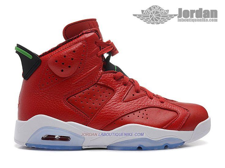 Air Jordan 6/VI Retro ´MVP/History of Jordan´ - Chaussures Baskets Nike Jordan Pas Cher Pour Homme-694091-625 - Nike Air Jordan Site Officie...