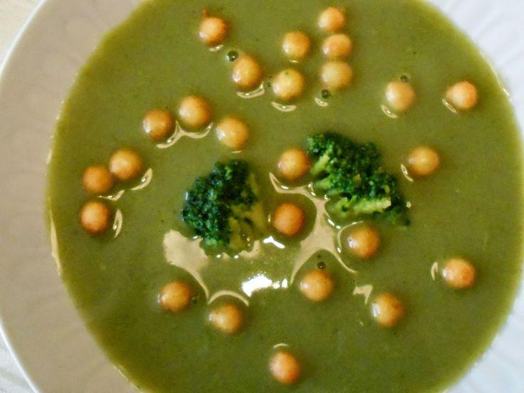 Brokkoli krémleves, igazi vitaminbomba! Egészséges és még finom is!