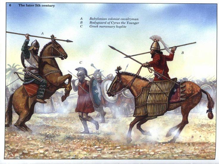 Achaemenid Persian Army (Montvert)   Persians v Greeks ... Ancient Persian Army