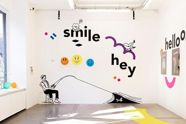 Smile Galerie on Behance