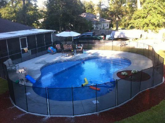 13 Best Pool Fences Images On Pinterest Pools Pool