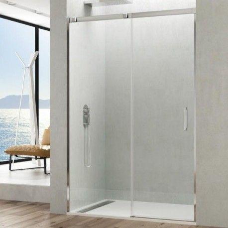 Nous vous présentons la paroi de douche coulissante modèle Inox Temple. Elle est composée d'une vitre fixe et d'une porte coulissante. Toutes les deux vitres sont traitées anticalcaire et les montants et les pièces sont en acier inoxydable. Bénéficiez-vous du très bon rapport qualité-prix de cet article en l'achetant directement sur notre boutique en ligne. http://www.asealia.fr/parois-en-acier-inoxydable/132-paroi-de-douche-1-vf-1-pc-inox-temple.html #parois #paroidedouche #salledebains