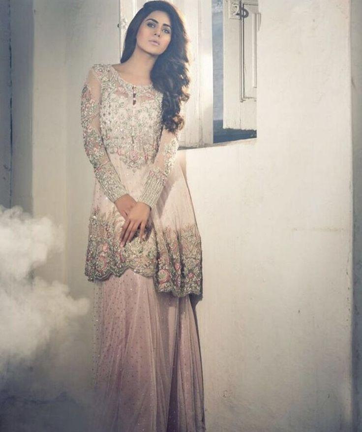 Mina Hassan Pakistani couture