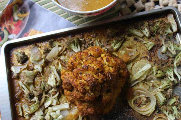 Resturant Style Tandoori Gobhi Musallam Recipe|Tandoori Mughlai Gobhi Recipe