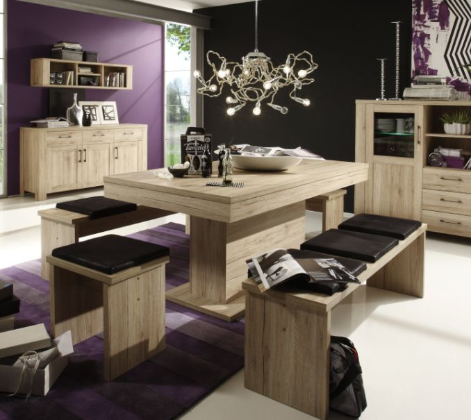 138 besten esszimmer bilder auf pinterest eiche esstisch und terrasse. Black Bedroom Furniture Sets. Home Design Ideas