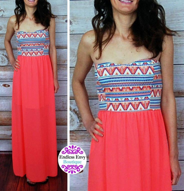 Maxi dresses for everyday wear and tear