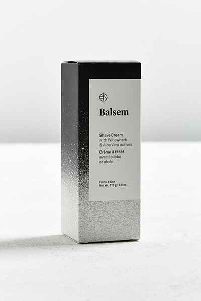 Baslem By Frank + Oak Shave Cream - Urban Outfitters