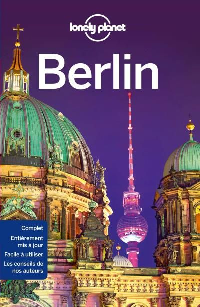 Guide lonely planet de Berlin même d'occaz (mais pas édité avant 2015)