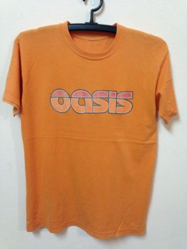 Oasis Vintage 90s T Shirt Rock BritPop Band Japan Tour Concert Original Size L in Entertainment Memorabilia, Music Memorabilia, Rock & Pop, Artists O, Oasis | eBay