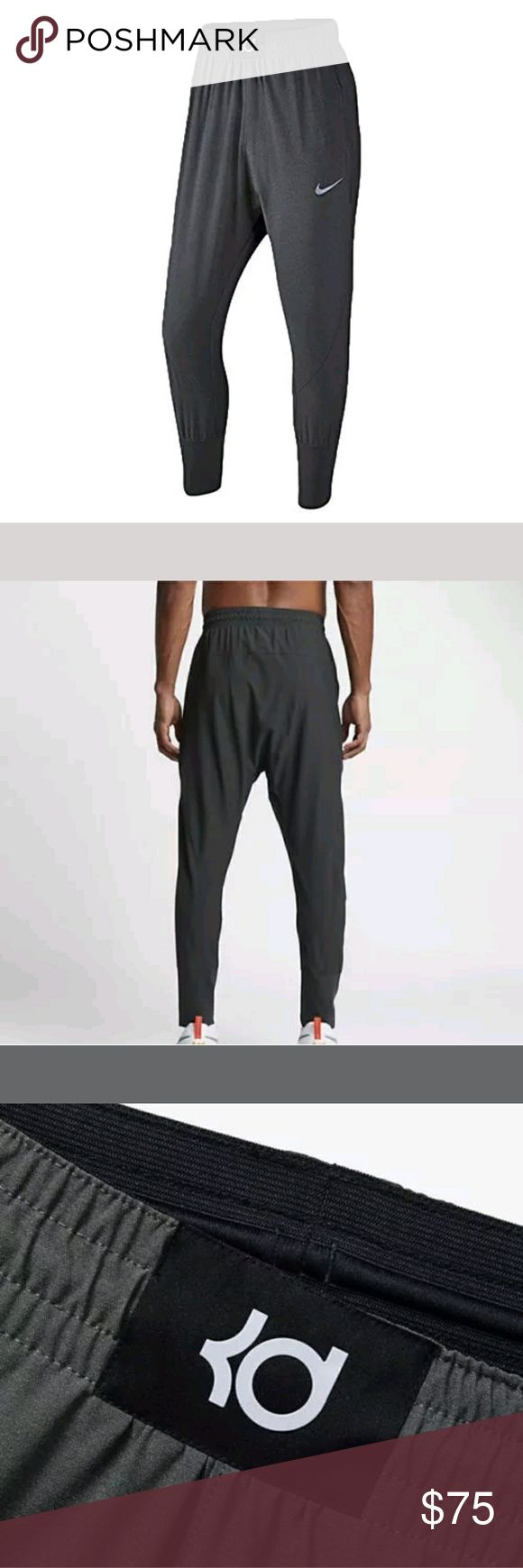 MENS NIKE FLEX HYPER ELITE KD BASKETBALL PANTS The Nike Flex Hyper Elite KD Men's Basketball Pantsfeature durable, stretch-woven fabric in a relaxed cut that lets you move naturally, on or off the court.  BENEFITS  · Nike Flex fabric promotes natural range of motion  · Dri-FIT fabric helps keep you dry and comfortable  · Relaxedfit tapers to the ankles for a tailored feel  · Elastic waist with drawcord for a snug, comfortable fit  · Perforated side and inseam panels enhance airflow…