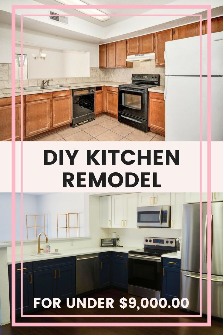 how much does it cost to remodel a kitchen see how you can get a designer kitchen with this diy. Black Bedroom Furniture Sets. Home Design Ideas