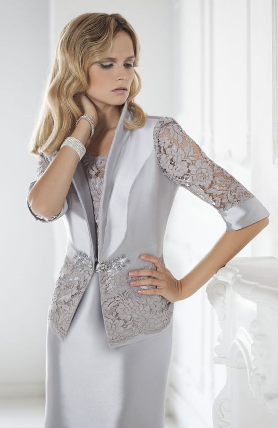 Mother of the bride dresses mother of the bride outfits for Pinterest wedding dresses for mother of the bride