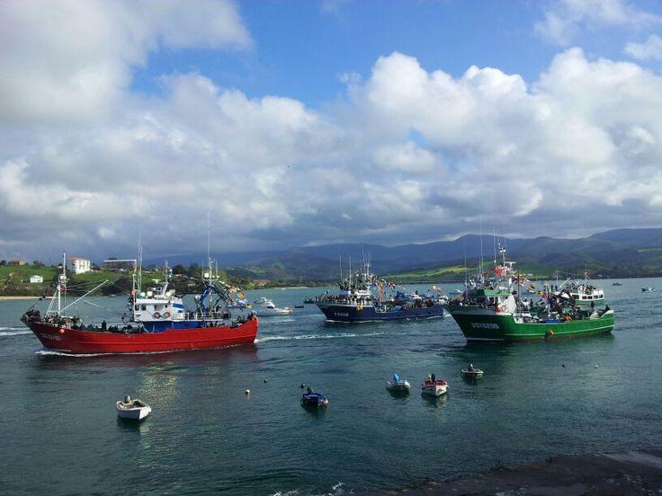 La Folía 2015 San Vicente de la Barquera