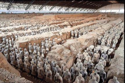 - Αποκαλυπτικό δημοσίευμα του BBC για το πως κατασκευάστηκε ο Πήλινος Στρατός ανατρέπει όλα όσα γνωρίζαμε μέχρι σήμερα - Ποιός Μάρκο Πόλο; Αρχαίοι Έλλ...