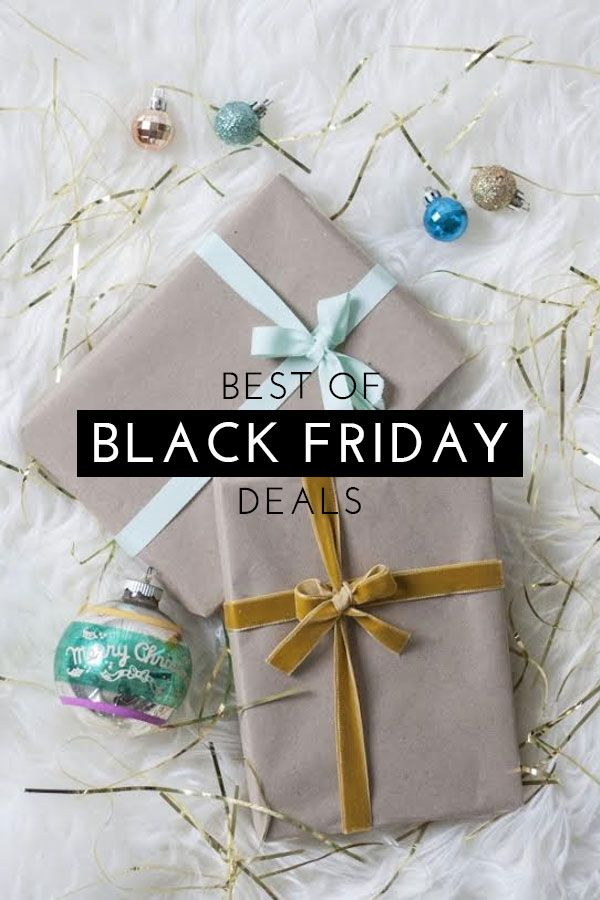Black Friday Must-Shop Sales   theglitterguide.com