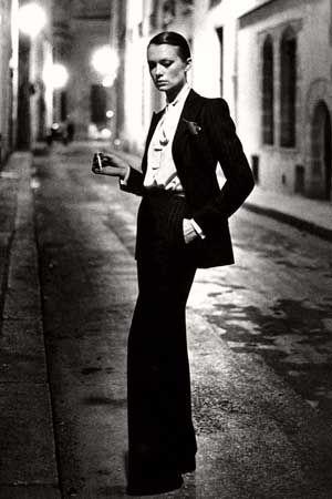 Yves Saint Laurent | Vintage Fashion Directory