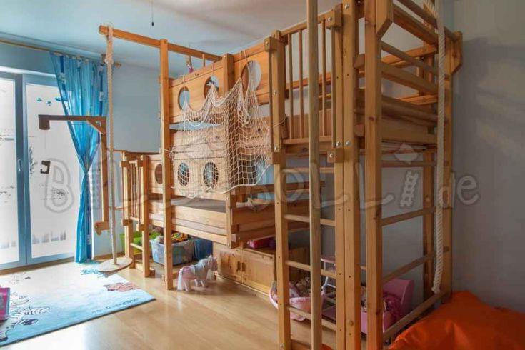 Beide-oben-Bett (Babybett gebraucht)