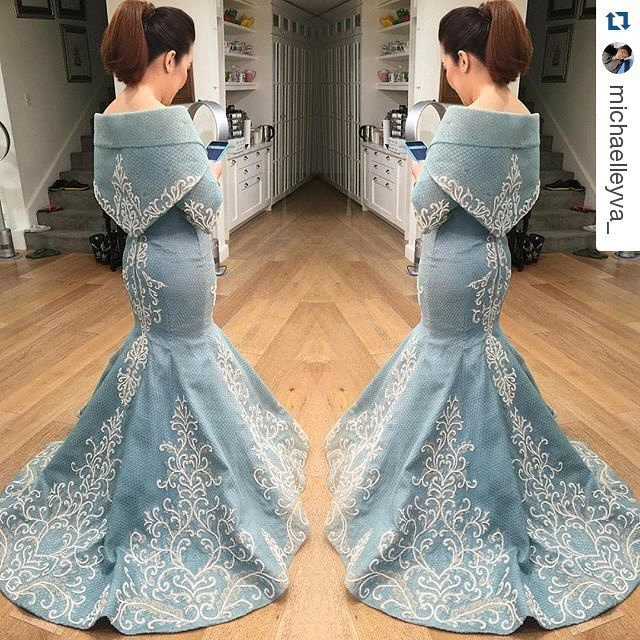 34 best all about kris images on Pinterest | Bridal gowns, Drama and ...