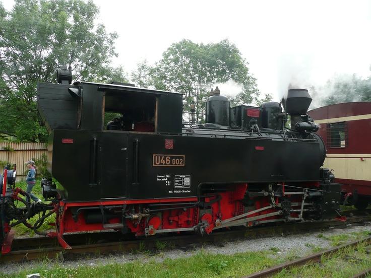steam locomotive Resita