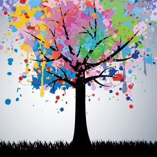family tree background