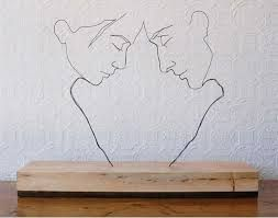 Image result for wire and wood sculptures