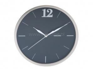 Zegar ścienny KARLSSON Big 12 Round czarny  http://www.citihome.pl/zegar-scienny-karlsson-big-12-round-czarny.html