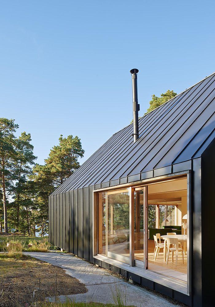 House Husarö in the Swedish Archipelago - NordicDesign