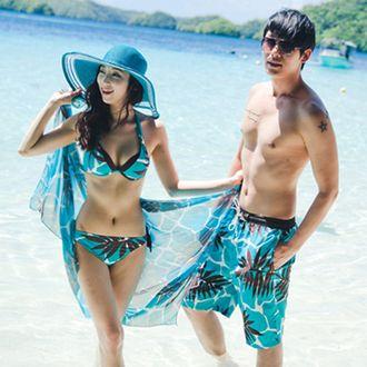Hitohito rakuten global market couple swimsuit pair for Bano market faisalabad dresses