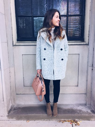 The 25  best Peacoat outfit ideas on Pinterest | Preppy fall ...