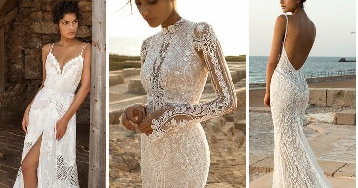 Lo mío con estos vestidos de novia es absoluto amor a primera vista