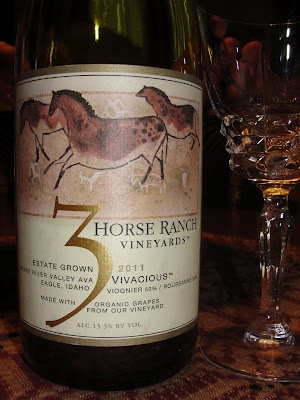 3 Horse Ranch Wine Vineyards - Eagle, Idaho. A favorite of the Costco wine buyer!