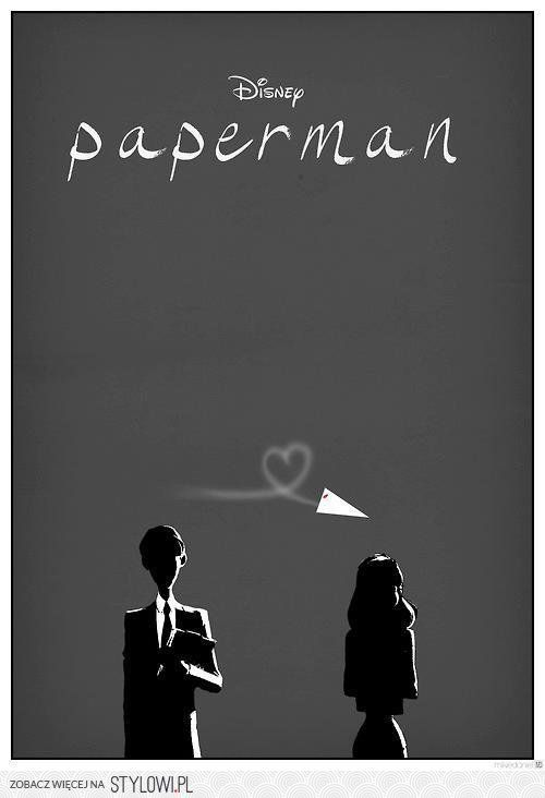 paperman is a comfort to me when he is gone