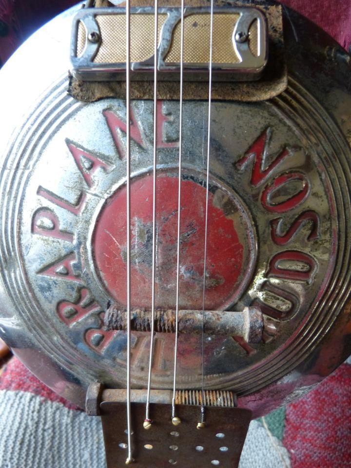 Hubcap Guitar - Google Search