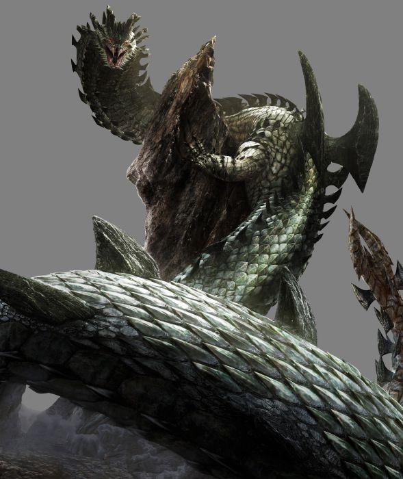 Monster Hunter 4 - Dalamadur!
