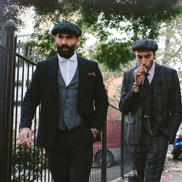 @tom_barreau and myself for @hatrats AW/17 Campaign. Shot by @josephsinclair Styled by @vix_style