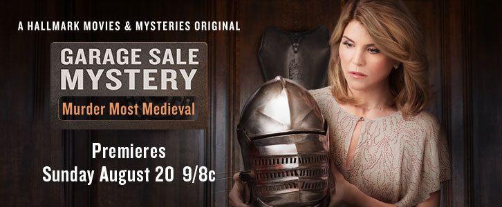 August Movies | Garage Sale Mystery Movies | Hallmark Movies and Mysteries