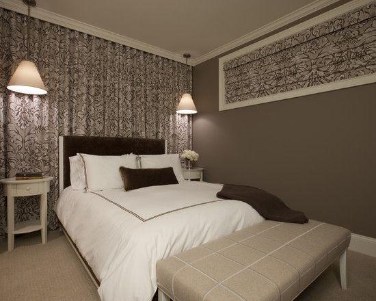 Cozy basement bedroom basement renovation ideas pinterest for Basement bedroom pictures