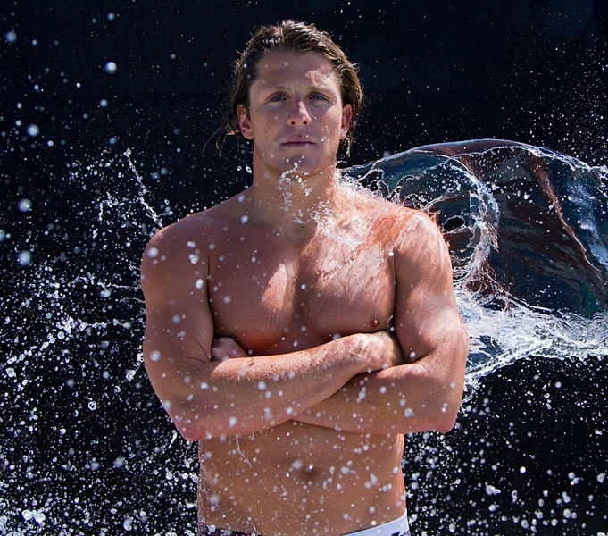 Tony Azevedo is the captain of the USA's water polo team and will be competing in his fourth Olympics.