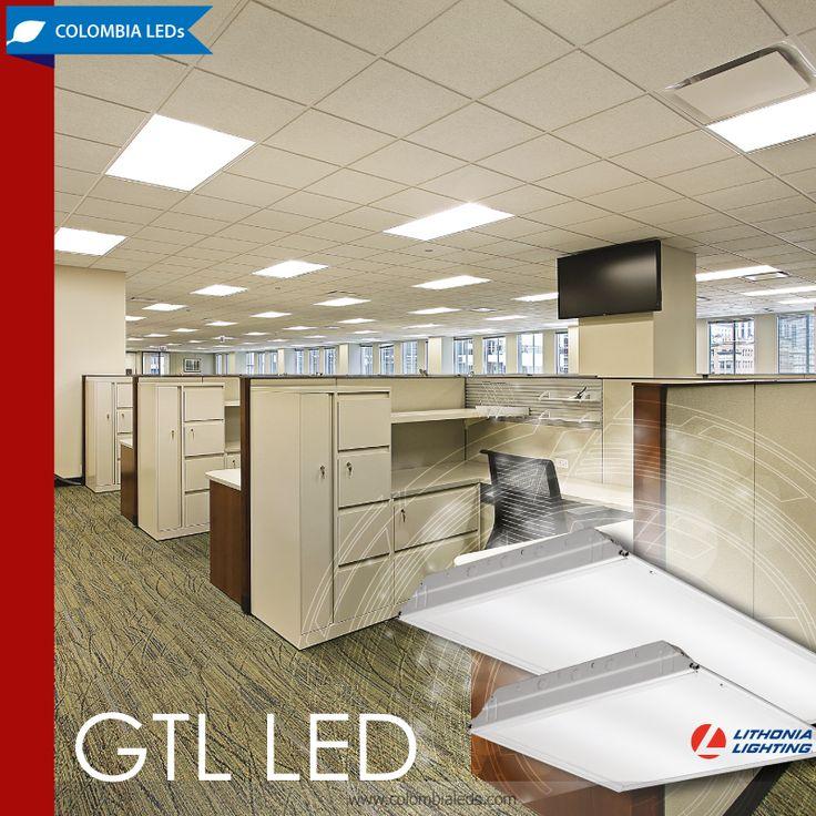 La GTL LED, es una luminaria ideal para sustituir lámparas fluorescentes en oficinas, escuelas y aplicaciones comerciales. Provista de un LED de alta duración y conductores de alta eficiencia para proporcionar una vida útil prolongada.