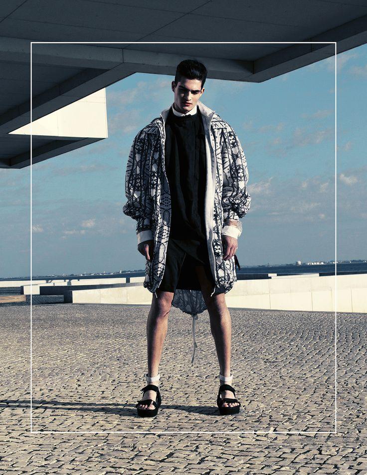 COLLECTION PRINT[VOLTAJE] styling by C´est fantastique photo by Ricardo Santos #urbanoutfitters