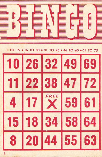 Free vintage BINGO printables...and many more (plus cool etsy shop)