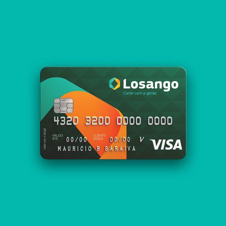 Credit card design on behance in 2020 credit card design